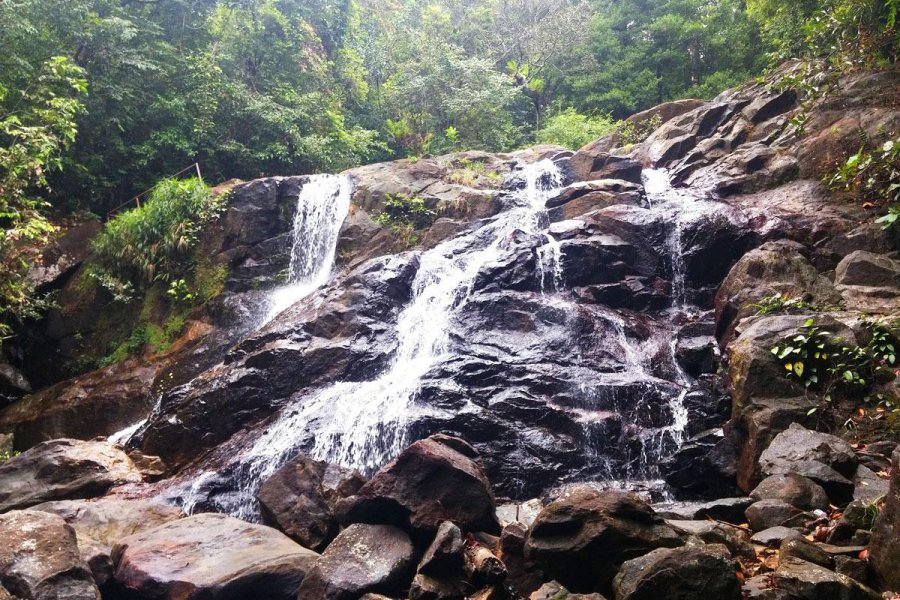 Waterfall Elpitiya