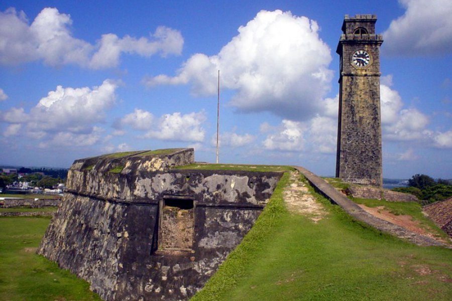 Galle Fort (Dutch Fort)